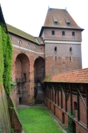 Marienburg/Malbork tower
