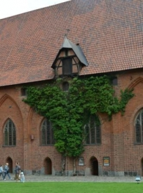 Marienburg/Malbork main building