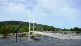 "Drammen ""City"" waterfront"