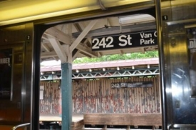 New York subway I